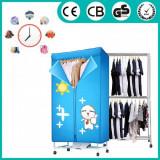 Cumpara ieftin Uscator electric pentru haine tip dulap 2 IN 1