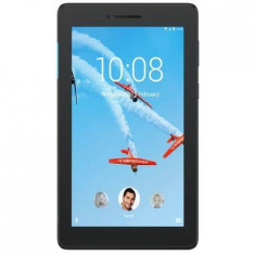 Tableta Lenovo TAB E7 TB-7104f 7 inch Cortex A7 1.3 GHz Quad Core 1GB RAM 16GB flash WiFi Android 8.0 Slate Black