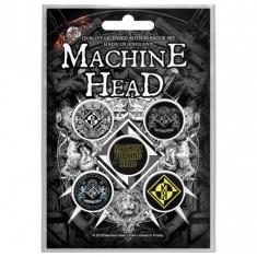 Insigne Machine Head: Crest
