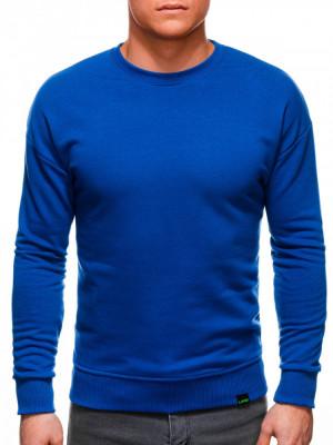 Bluza barbati B1228 - albastru foto