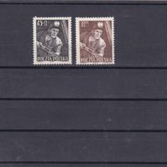 Polonia  Michel  783 - 784, Nestampilat