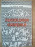 SOCIOLOGIA ESENTIALA de NICOLAE GROSU , 1996