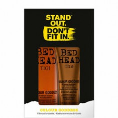 Pachet promo Tigi Bed Head Colour Goddess (Sampon, 400 ml + Balsam, 200 ml)