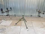 Rod pod EASTSHARK Full Echipat cu 3 Senzori TLI01 + 3 Swingeri cu iluminare, 3 posturi