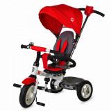 Cumpara ieftin Tricicleta Coccolle Urbio Air Rosu
