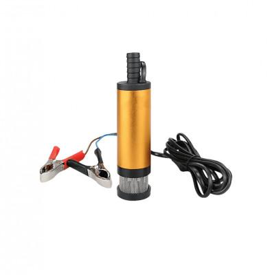 Pompa submersibila electrica transfer motorina foto