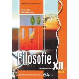 Filosofie TIP A Manual pentru clasa a XII-a, autor Elena Lupsa