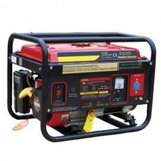 Generator benzina Worcraft GG-2700, max. 2200W, AVR, 4 timpi