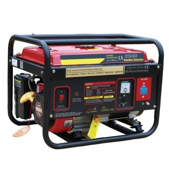 Generator benzina Worcraft GG-2700, max. 2200W, AVR, 4 timpi foto