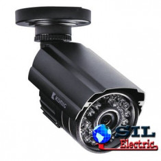 Security camera recording set equipped with built-in 500 GB hard disk