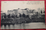 CP - Arad - Palatul CFR, Circulata, Fotografie