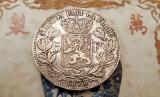 5 franci Belgia, 1873, Ag 0.900, fin detaliata