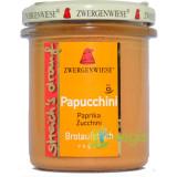 Crema Tartinabila Papucchini cu Ardei si Zucchini Ecologica/Bio 160g