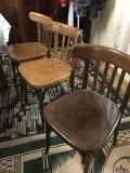 scaune vechi