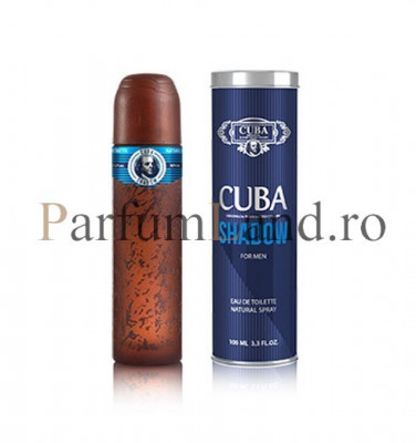 Parfum Cuba Shadow 100ml EDT / replica Chanel - Bleu de Chanel foto