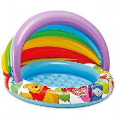 Piscina gonflabila pentru copii, model Winnie, 102×69 cm