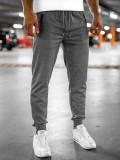 Pantaloni de trening gri Bolf JX305