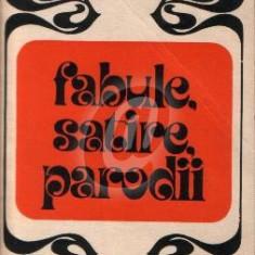 Fabule, satire, parodii