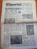 sportul 31 octombrie 1984-olimpiada sportului romanesc- daciada
