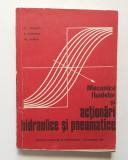 Fl. Ionescu - Mecanica Fluidelor Si Actionari Hidraulice Si Pneumatice