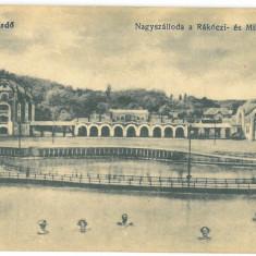 4747 - OCNA-SIBIULUI, Romania - old postcard - unused, Necirculata, Printata