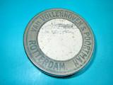 5028-Cutie veche Van Vollenhoven & Poortman Rotterdam Olanda. Posibil militara.