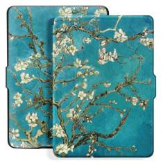 Husa Tech-Protect Smartcase Amazon Kindle Paperwhite IV/4 (2018/2019) Sakura