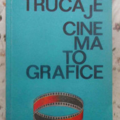 TRUCAJE CINEMATOGRAFICE-AL. MARIN