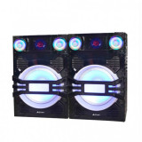 Boxe Active Audio cu Bluetooth, Radio FM si USB 90W Ailiang UF7810DT
