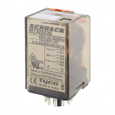 Releu electromagnetic MT326230, 230V AC, TE Connectivity - 004199