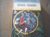 "ZANA ONDA / Basme clasice germane { col. "" Biblioteca pentru toti "" } / 1975"