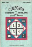 Culegere de exercitii si probleme pentru ciclul primar clasele 1-2 /Mihai Agrici