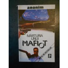 MARTURIA UNUI MAFIOT. O MARTURIE RASCOLITOARE DINAUNTRUL MAFIEI (1992)