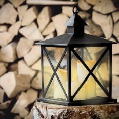 Lanternă LED I-Glow MAXI vintage