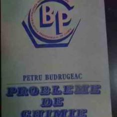 Probleme De Chimie - Petru Budrugeac ,540869