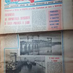 Magazin 2 februarie 1985-portile de fier 2,baile govora