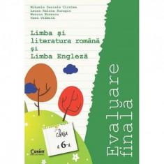 Evaluare Finala Cls 6 Romana Si Engleza - Mihaela Daniela Cirstea