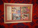 Basme populare romanesti si sasesti an 1975,ilustratii Val Munteanu ,127pagini
