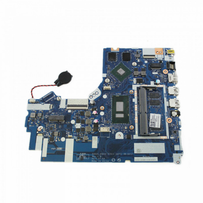 Placa de baza Laptop, Lenovo, IdeaPad 330-15ISK, 530-15ISK, 320-15ISK, 520-15ISK, DG421, DG521, DG721, NM-B242 rev 1.0, i7-7500U Nvidia 920MX