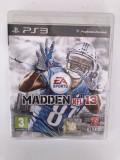 Madden NFL 13, PS3, original, fără copertă, alte sute de titluri