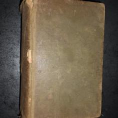 VASILE ALECSANDRI - OPERE COMPLETE. POESII volumul 2 (1896, prima editie, uzata)