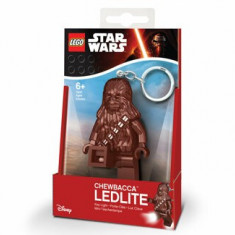 LEGO Star Wars, Breloc cu laterna - Chewbacca