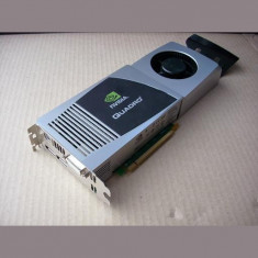 Placa video PC NVIDIA QUADRO FX4800 1.5GB 384-bit