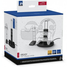 Charging Station VREADY 4-in-1 PS4