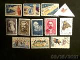 ROMANIA - timbre deparaiate stampilate , 1960, Stampilat