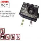 Aparat cu ultrasunete impotriva daunatorilor, Kemo M071 N