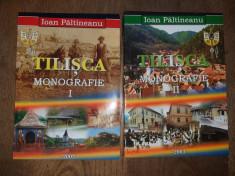 Ioan Paltineanu - Tilisca. Monografie (2 volume) JUDETUL SIBIU foto