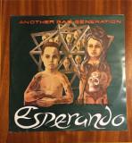 Esperando - Another bad generation (1 vinil original, stare f. buna!) Rock RO.!