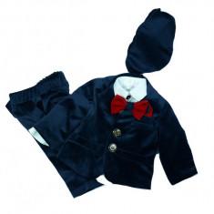 Costum elegant baieti Colibri 2013-B, Bleumarin