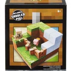 Set Jucarie Minecraft Mini Figure Environment Redstone Ranch